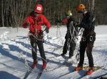 Итоги краевых соревнований по лыжному туризму на дистанциях